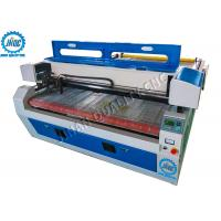 Best Auto - Feeding Laser Cutting Machine For Fabric & Leather With Dual / Double Head wholesale