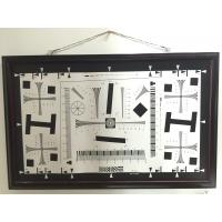 Best Camera test chart 2000 lines iso 12233 standard test chart for resolution, MTF, TV line test wholesale