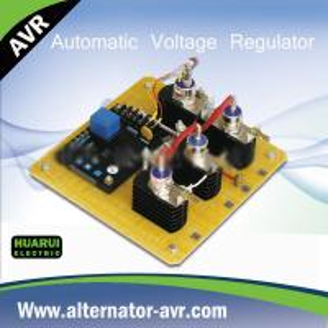 Best Brushless SAVRH-75A AVR Automatic Voltage Regulator for Brushless Generator wholesale