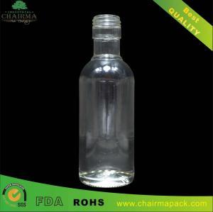 Best 188ml Blown Glass Bottle for Vodka wholesale
