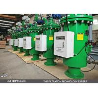 Buy cheap Stainless Steel Automatic Self cleaning Hydraulic Water Filter & Sand Filter from wholesalers