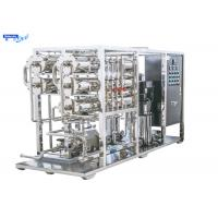 China 8040 / 4040 RO Membrane Industrial Water Treatment Systems SS304 Housing on sale
