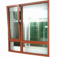 Buy cheap Tilt and Turn Aluminum Window with Heat-insulation Aluminum Alloy 6063-T5 from wholesalers