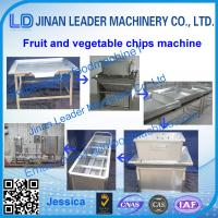 Best Carrot Chips processing machinery wholesale