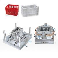 China Household Precision Injection Molding Professional Plastic Storage Basket on sale