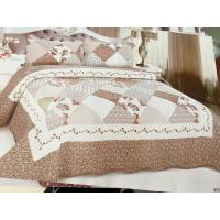 Vintage Style Country Bedding Sets With 100% Eco Friendly Polyester Material