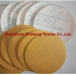 China Top quality coating hook loop sandpaper polishing disks kit on sale