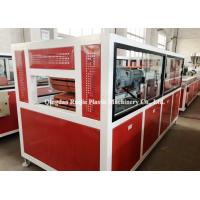 Best WPC Wall Panel Production Line , Sound Absorbing Paper PVC Ceiling Making Machine wholesale