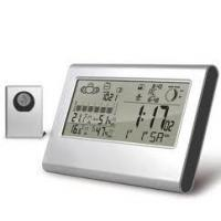 China Double alarm,Snooze,DST Indoor Digital Thermometers,Day of Week Display in 7 Languages on sale