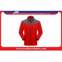 Best Warm Winter Mens Outdoor Jackets Soft Shell Hiking / Hunting / Climbing Coats wholesale