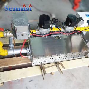 China Spraying Machine 1428 KG Polyester Powder Coating Burner on sale
