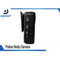 Best 33 Megapixel Police Officer WIFI Body Camera With Password Protection GPS wholesale