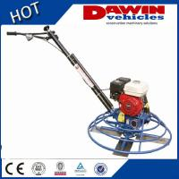 China CE Certificated Walk-behind mini concrete power trowel For Sale With Honda Engine on sale