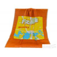 Best 100% Cotton Personalized Beach Towels For Kids Different Color wholesale