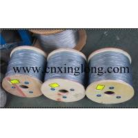 Best sell xinglong electric galvanized wire rope 7*7 6*7+IWS wholesale