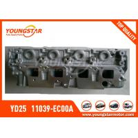 Best Nissan Navara / Pathfine Diesel Engine Cylinder Head D40 DCI YD25 2006-2012 wholesale