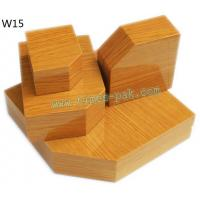 Best light brown wood jewelry boxes wholesale