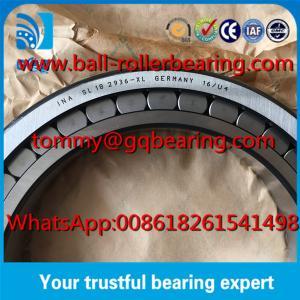 Buy cheap Grease Lubricatinn Semi Locating INA SL182936-XL Cylindrical Roller Bearing product