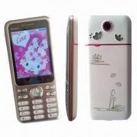 Best GSM Double-frequency Digital Mobile Phones/Qwerty Dual-SIM Card Phones, Touch Color Screen wholesale