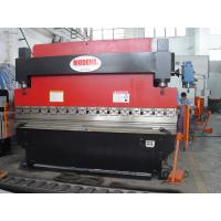 Buy cheap Carbon Steel Metal Frame 200 Ton Hydraulic Press Brake Machine With 47 Years Making History product