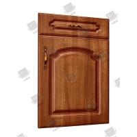 Best Home Molded Interior Bifold Closet Door , Bedroom Hollow Core Wood Interior Doors wholesale
