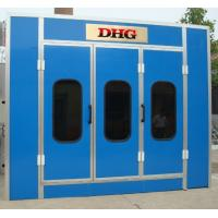 China Professional Industrial Infrared Paint Spray Booth With 6900*3900*2600 mm on sale
