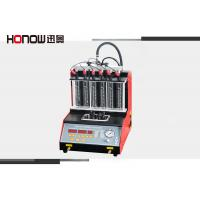 Best Manual Mode Gasoline Fuel Injector Tester And Cleaner Ultrasonic Cleaning wholesale