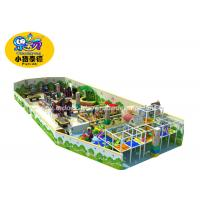 Best Security Soft Indoor Playground Equipment Environmental Protection wholesale