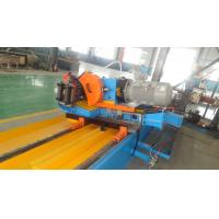 Best Portable Shop Metal Working Pipe Cold Cutting Machine Blue Color wholesale