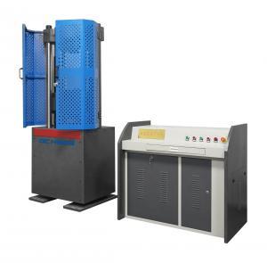 Best Mechanical ASTM Hydraulic Tensile Testing Machine  600kn Universal Testing Machine wholesale