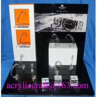 Best Table top acrylic watch display stand for advertising in watch store wholesale