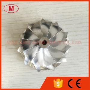 GT15-25 50.2/65.00mm 11+0 Blades 702549-0008HF V1 peformance billet compressor wheel
