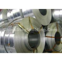 Buy cheap Zinc coating strip steel from wholesalers