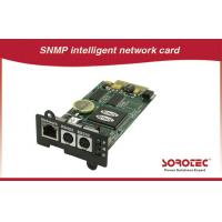 Best SNMP card UPS Accessories benefit for automatization and network management wholesale