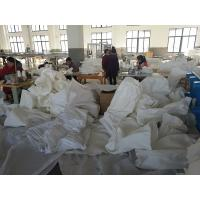 Best Customized Zipper White Polyester Liquid Filter Bag For Water Treatment wholesale