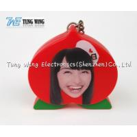 Buy cheap Portable OEM Funny Music Keychain Red Convenient On / Off Function from wholesalers