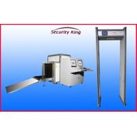 Buy cheap Big Size Baggage X Ray Machine for Commercial Buildings / Security Sheckpoints from wholesalers