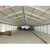 Best Aluminum Structure Waterproof Industrial Storage Tents With Hard Hall wholesale