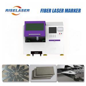 Best High Precision Fiber Laser Cutting Machine Dual Linear Motor For Metal Plate wholesale