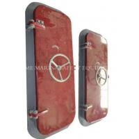 Best Marine A60 Fire proof and water tight Door with wheel type handle wholesale