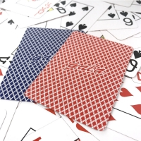 Best Plastic 0.3~0.32mm Oracle Learning Custom Playing Card CMYK Color Printing wholesale