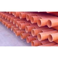 Best Hot selling orange UPVC Pipe For Water Drainage wholesale