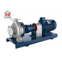 China Horizontal Corrosion Resistant Pumps , Stainless Steel Centrifugal Pump Oil Type on sale
