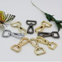 China All kinds of color zinc alloy metal snap hook,bag swivel snap hook for us select on sale