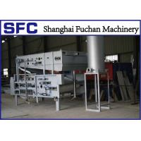 Industrial Filter Press For Sludge Dewatering , Wastewater Sludge Dewatering Equipment