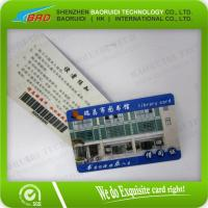 Best Barcode Loyalty Card- Plus (S2K/X2K) wholesale