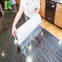 Best 0.03-0.2mm Customized Adhesive Granite and Marble Protective Film wholesale
