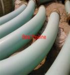 Best AWWA C213 DIN 30678 Polythylene Coating Pipe / Anti Corrosion Steel Pipe wholesale