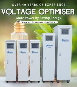 Best Voltage Optimiser Voltage Optimisation Power Energy Saver Industrial Indoor wholesale