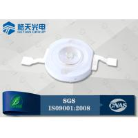 Best 120 Degree Viewing Angle 3W LED 515nm - 525nm High Power Green LED wholesale